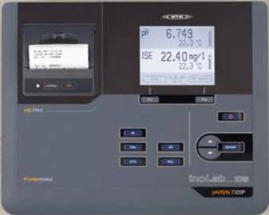pH-ION 7320手持式PH-ISE测试仪