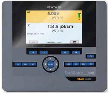 inoLabMulti 9420实验室台式智能化数字化多参数水质测试仪