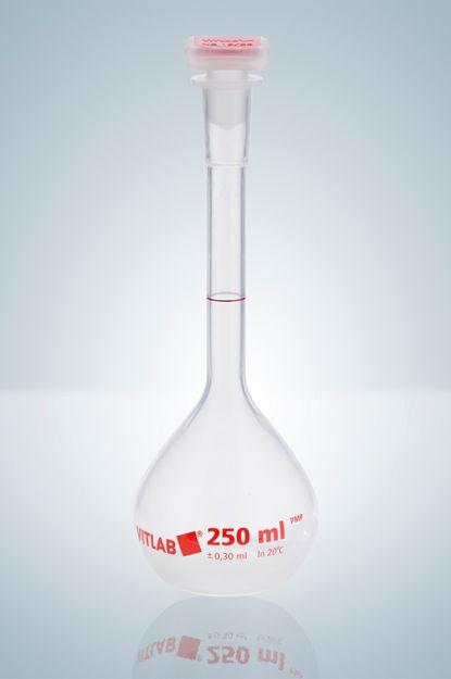 B级容量瓶, PMP、PP盖