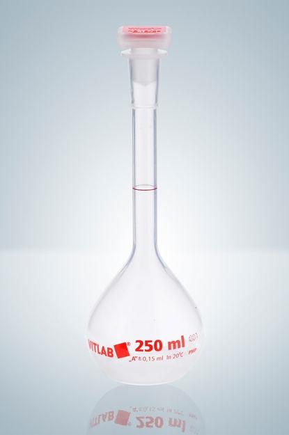 A级容量瓶, PMP、PP盖